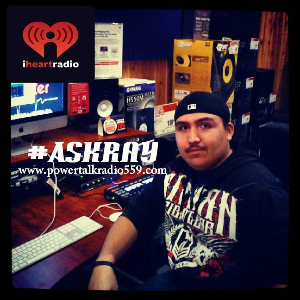 #AskRay