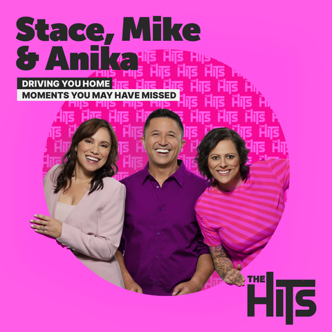 Stace, Mike and Anika
