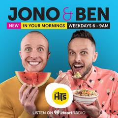 February 23 - We Chat To Chris Hemsworth's Stunt Double! - Jono & Ben - The Podcast