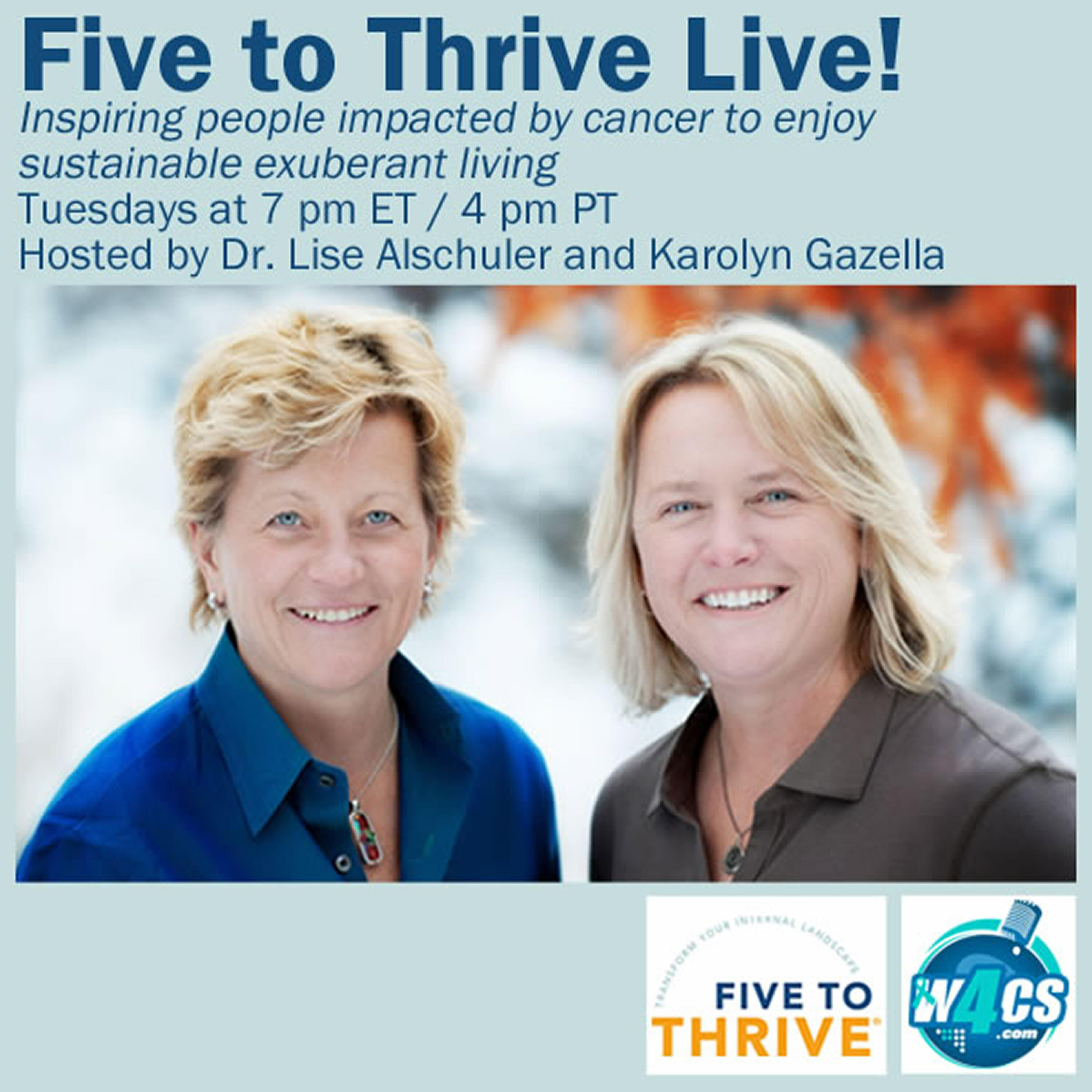Five To Thrive Live