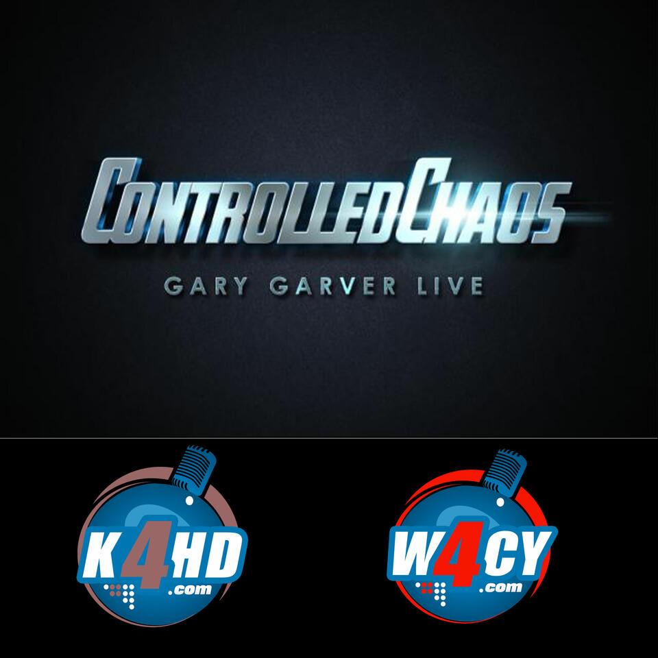 Gary Garver- 'Controlled Chaos'