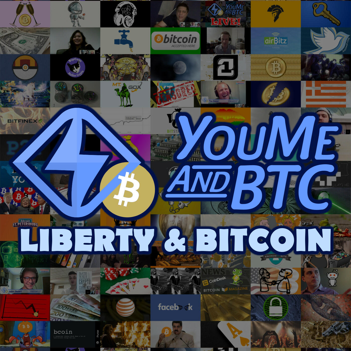 You, Me, and BTC: Liberty & Bitcoin