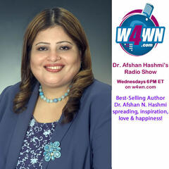 Veterans Day & interview of Kathy Murphy - Dr. Afshan Hashmi's Radio Show