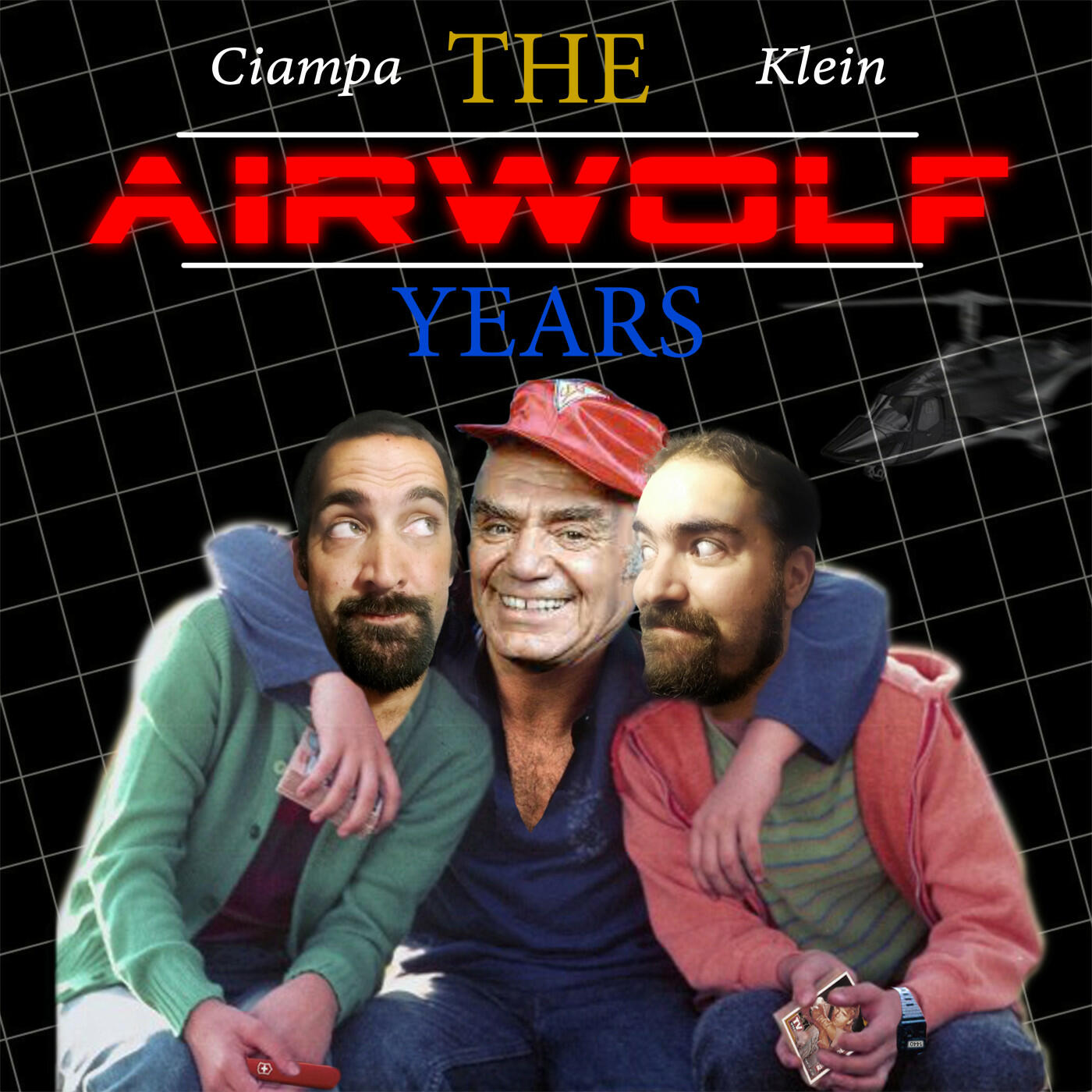Ciampa & Klein: The Airwolf Years