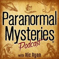 Listen to the Paranormal Mysteries Podcast Episode