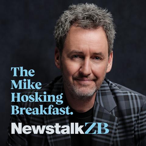 The Mike Hosking Breakfast