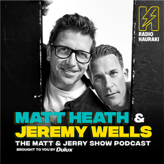 June 26 - Russel Crowe, Jerry Puts An End To Old Man Social & Hybrid Rugby - The Matt & Jerry Show