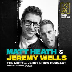 Nov 20 - Baz McCullum, TV Themes & Gerald The Turkey - The Matt & Jerry Show