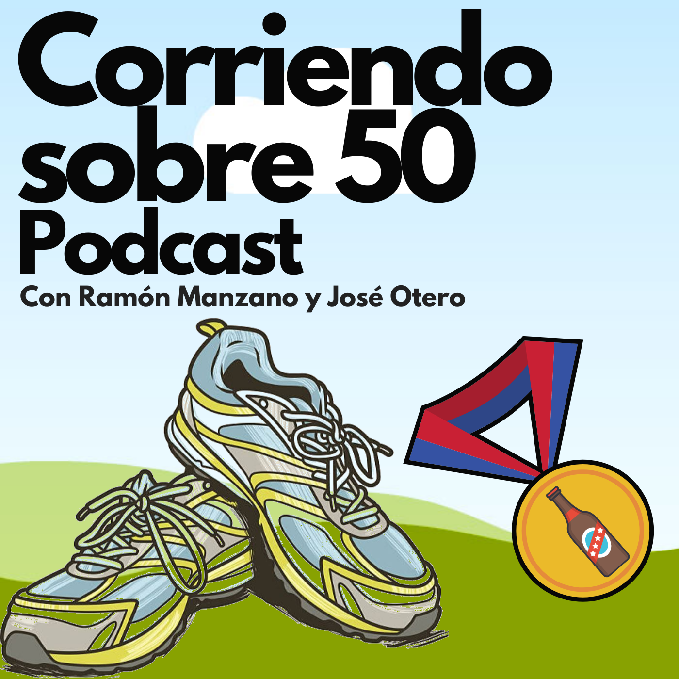 Corriendo sobre 50 Podcast