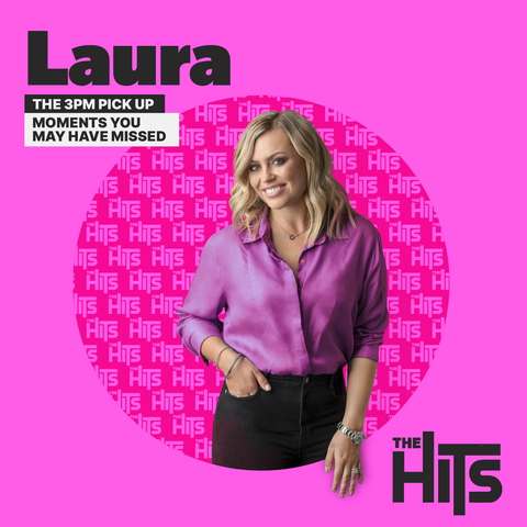 The Hits 3pm Pick-Up