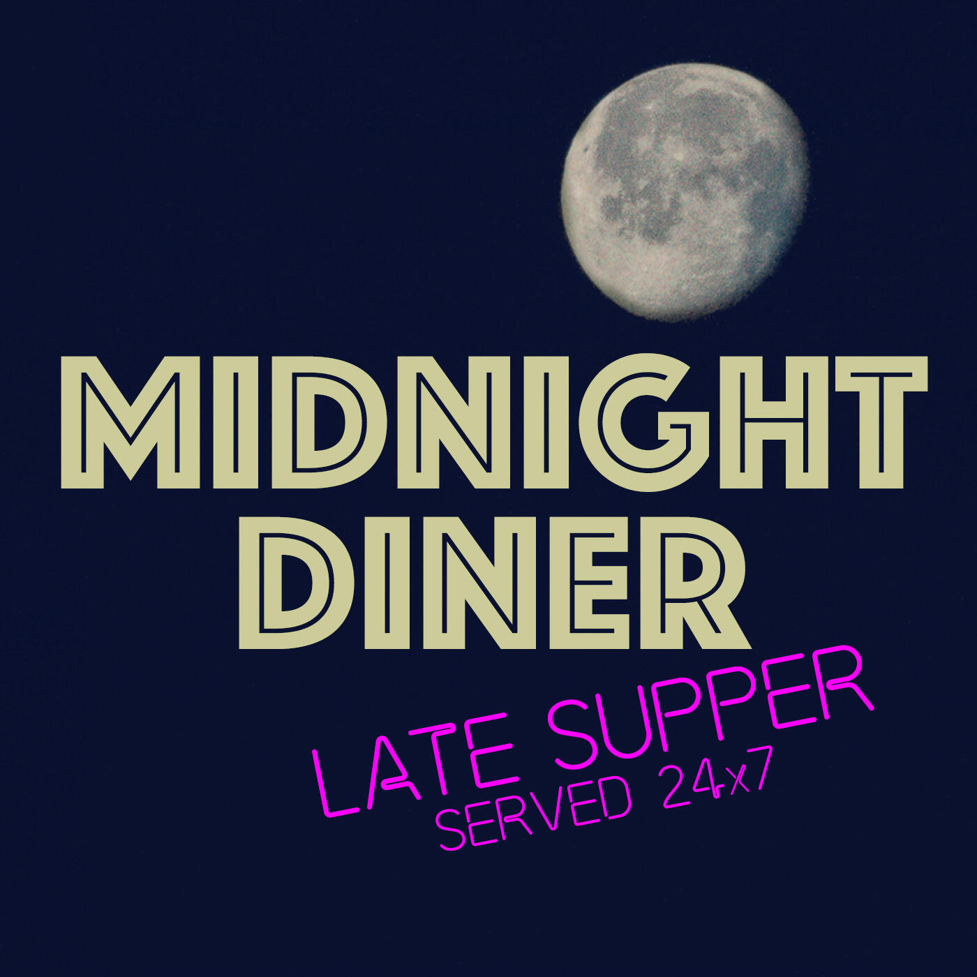 Late Supper at the Midnight Diner