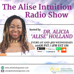 The Alise Intuition Radio Show