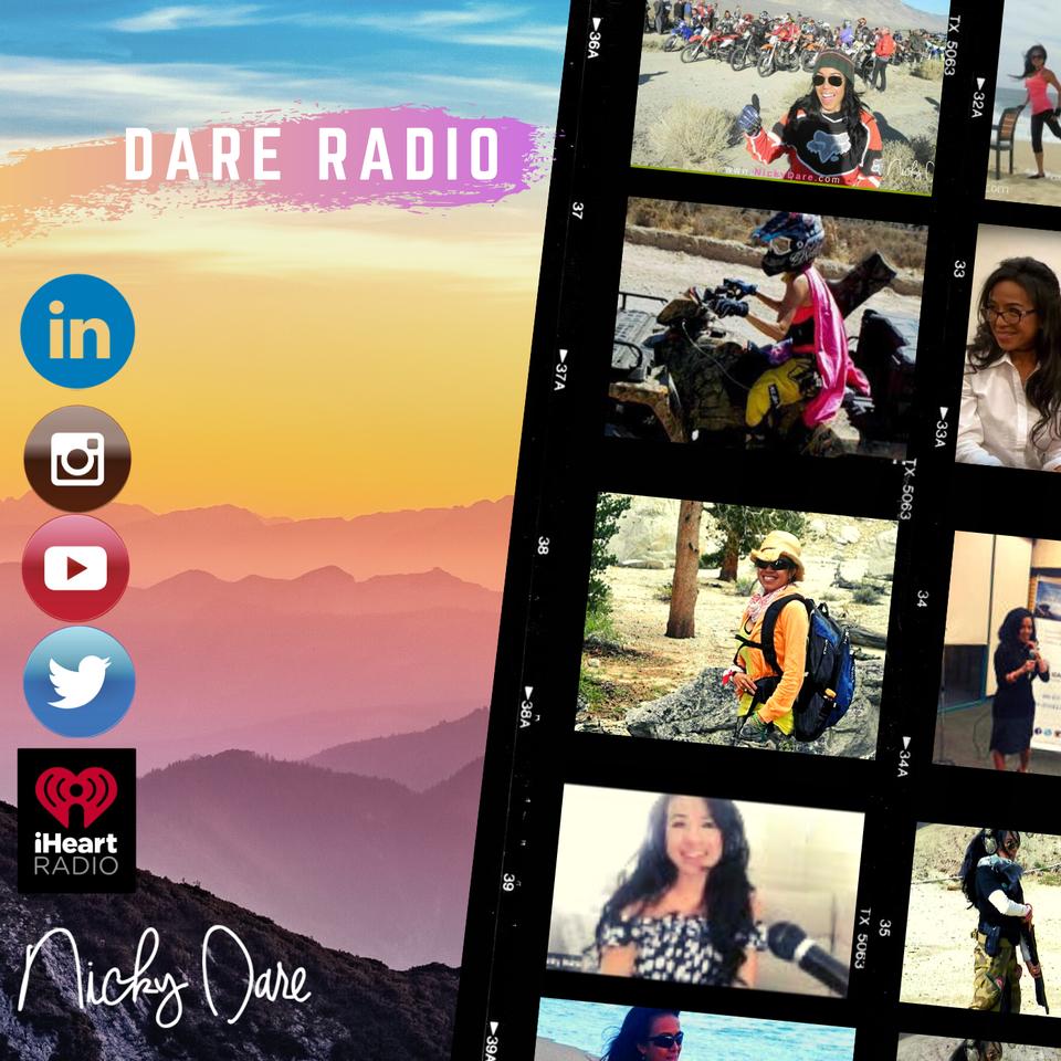 DARE Radio with Nicky Dare