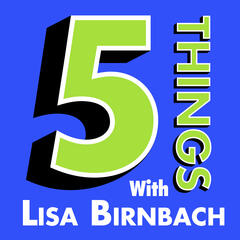 5 Things with Lisa Birnbach