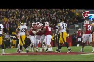 Defense leads the way for Badgers in 38-14 win
