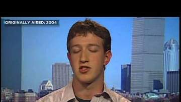 Rafferty - 13 years ago Zuckerberg talks about The Facebook