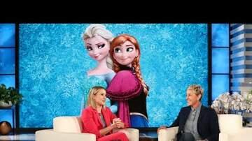 Randy Scott - Kristen Bell Tells Us What She Can About Frozen 2