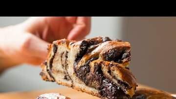 Nina Jackson - Recipe: Chocolate Braided Swirl Bread Babka
