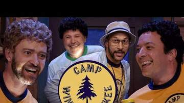Intern Sami - Jimmy Fallon & JT Are Back At Camp Winnipesaukee!
