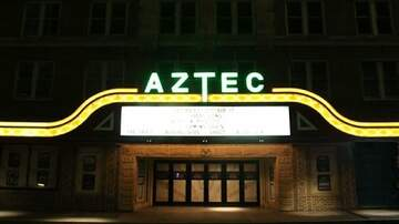 The Russell Rush Haunted Tour - The Aztec Theater