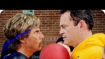 Tessa Hall - You Could Play Dodgeball with Ben Stiller