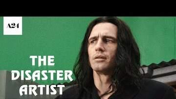 image for The Disaster Artist TRAILER