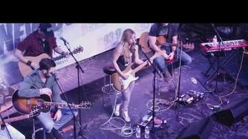 B93.9 On The Verge 2018 - WATCH: Lindsay Ell Performs Space