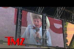 Yodel Kid Performed At Coachella, Even Bieber Was There Watching