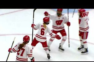 Badgers Womens Hockey Shuts Out Ohio State 7-0