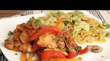 Great Eats - Chicken Stir Fry with Vegetables