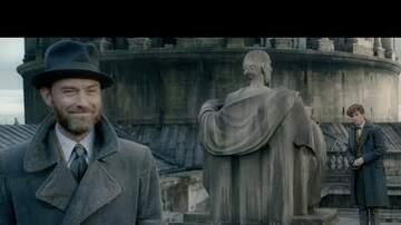 Brian Fink - Fantastic Beasts: The Crimes of Grindelwald Teaser Trailer Is Here