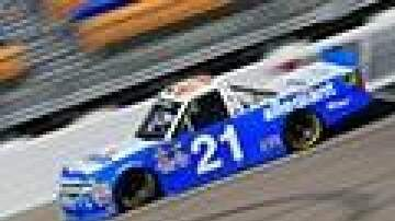 NASCAR - Johnny Sauter on what cost him the win at Iowa