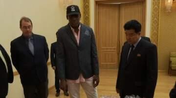 Valley's Morning News - Dennis Rodman Gives North Korean Minister Trump Book