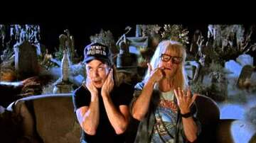 Mason, Remy and Alabama  - Wayne's World pop-up bar coming to Chicago