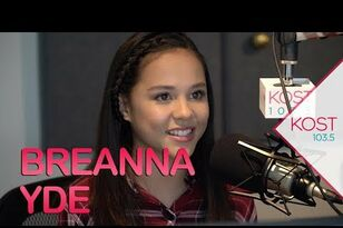 Breanna Yde Fills Big Shoes Voicing Young Mariah Carey In New Holiday Movie