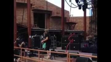 Shark - Sammy Hagar's Soundcheck At Red Rocks!