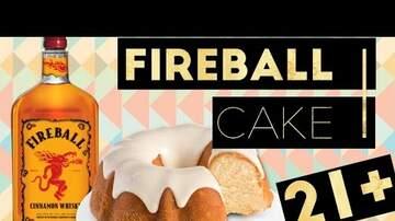 Jillian - #FireballFriday: Fireball Spice Cake