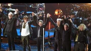 Susie Wargin - Bon Jovi Being Inducted Into R&R Hall Of Fame