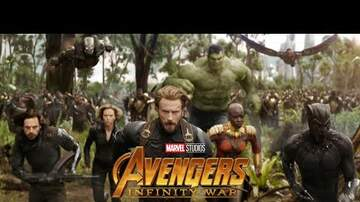 Karina - The Avengers: Infinity War Trailer