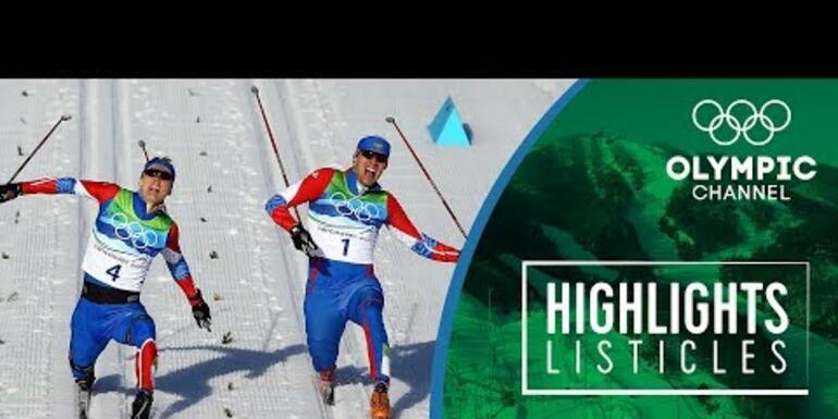 News You Need: Epic Olympic Finishes