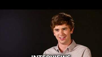 Carol Miller - TV's The Good Doctor - Freddie Highmore!