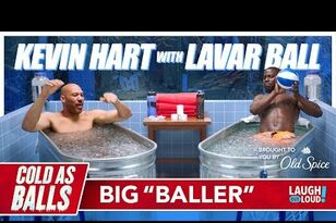 Kevin Hart OWNS Lavar Ball in this video!!!