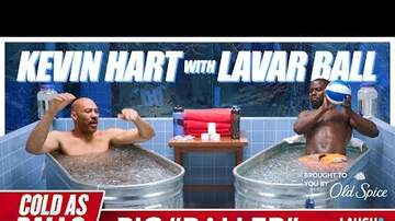 Sam and Ryan Show - Kevin Hart on Lavar Ball | Cold As Balls