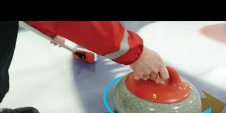 VIDEO: The controversial physics of Curling