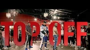 Hip Hop Rap Music Dances - Phil Wright Drops New Dance on Khaled's Top Off w Jay-Z + Future & Beyonce