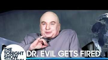 Producer Brent - Dr. Evil Returns to TV on Fallon To Announce Presidential Run