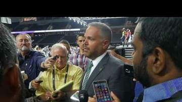 The Sports Buffet - Baylor's new head football coach talks at Big 12 Media Days