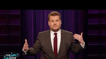 Keith Allen - James Corden Named His Newborn Daughter Beyonce, and This Happened