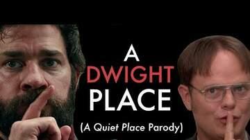 Mason Black - A Dwight Place (A Quiet Place parody)