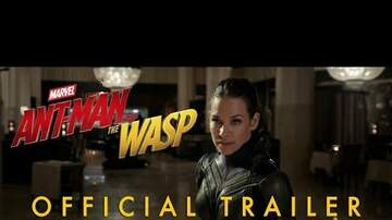 Gina - Ant-Man and the Wasp Official Movie Trailer